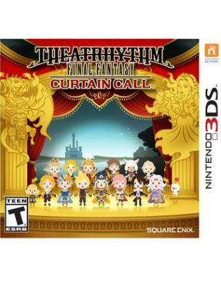 TheAtrhythm Final Fantasy: Curtain Call - Nintendo 3DS - R1