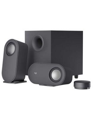 Logitech Z407 Bluetooth Speakers + Subwoofer + Wireless Control - Graphite