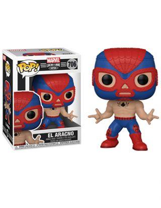 Funko POP! Marvel: Lucha Libre - El Aracno - 706