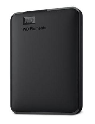 WD ELEMENTS HDD BASIC STORAGE-2TB-BLK