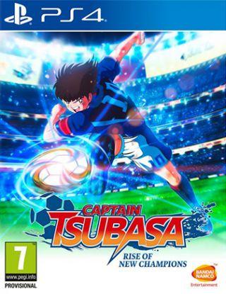 PS4 CAPTAIN TSUBASA RISE OF NEW CHAMPIONS R2