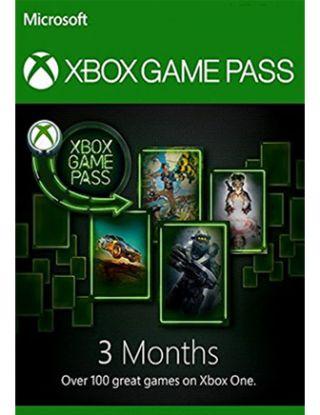Xbox Game Pass 3 Month Membership (USA)