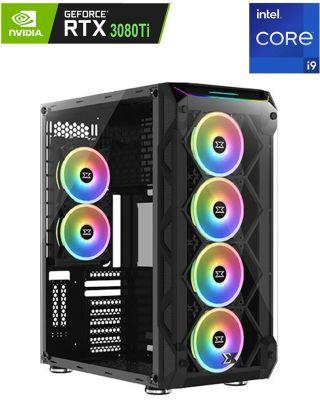Xigmatek CC Overtake RGB Gaming Pc