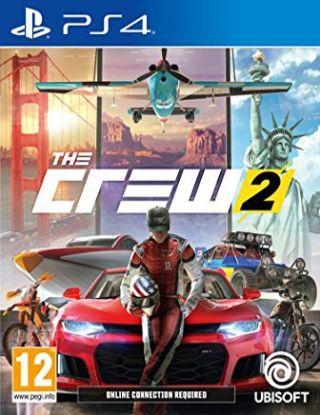 PS4 The Crew 2 - R2