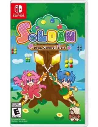 Soldam: Drop, Connect, Erase - Nintendo Switch