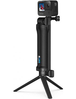 GoPro 3-Way Grip, Arm, Tripod - Black