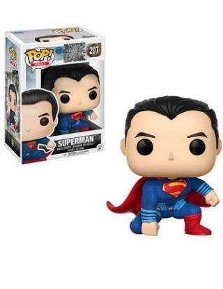 FUNKO POP HEROES  JUSTICE LEAGUE SUPERMAN