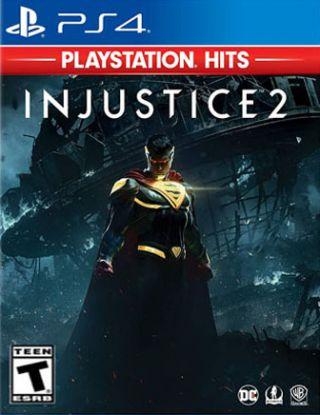 PS4 Injustice 2 - PlayStation Hits - R1