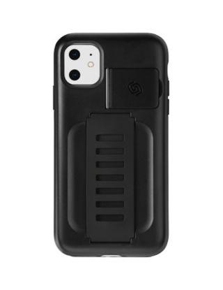 Grip2u Boost With Kickstand iPhone 11- Charcoal