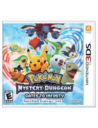 Pokémon Mystery Dungeon: Infinity - 3DS - R1