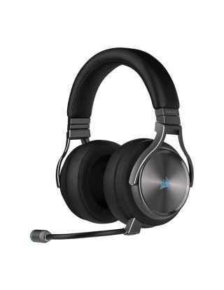 Corsair VIRTUOSO RGB WIRELESS SE High-Fidelity Gaming Headset - Gunmetal
