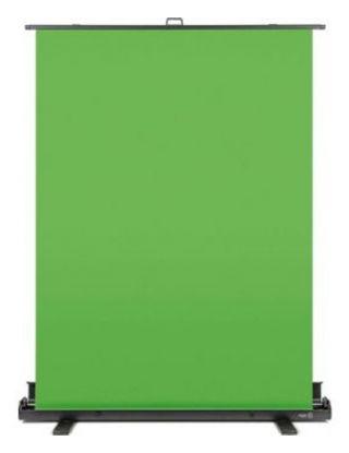 Elgato Green Screen, Collapsible Chroma Key Panel