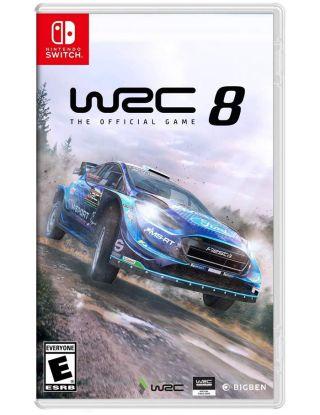 Nintendo Switch: WRC 8 - FIA World Rally Championship - R1