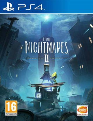 PS4 LITTLE NIGHTMARES II - R2
