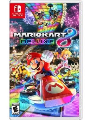 NINTENDO SWITCH  Mario Kart 8 Deluxe - R1