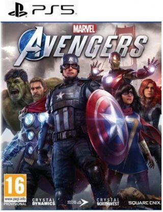 PS5 Marvel Avengers - R2