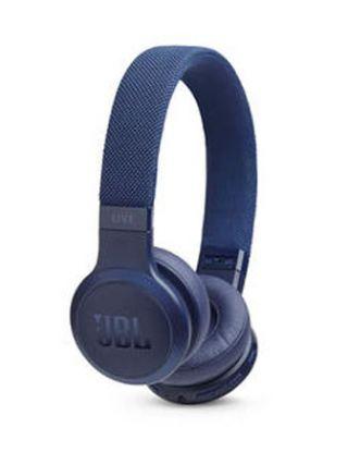 JBL LIVE400BT WIRELESS ON-EAR HEADPHONE - BLUE