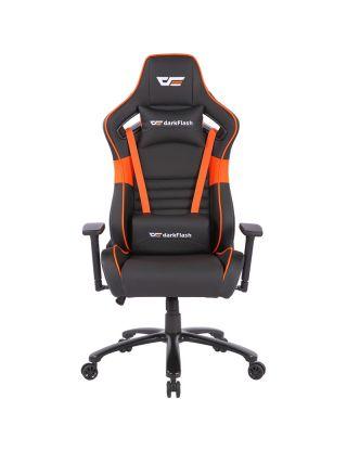 DarkFlash RC800 Gaming Chair - Black/Orange