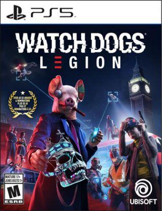 PS5 Watch Dogs Legion - R1