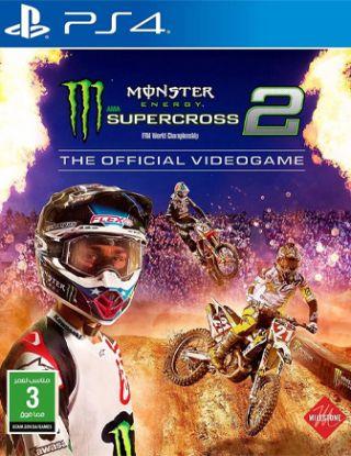 PS4 Monster Energy Supercross 2 - R2