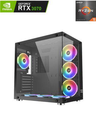 Xigmatek Aquarius Plus Gaming Pc (Black)