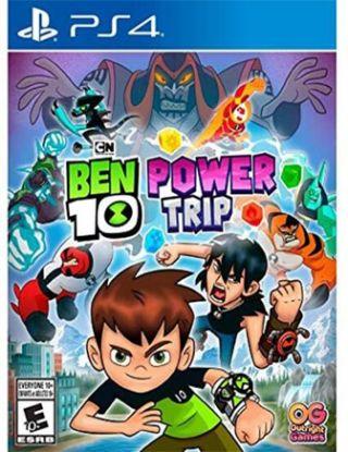 PS4 Ben 10 Power Trip - R1