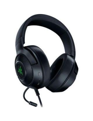 Razer Kraken V3 X Wired USB Gaming Headset- Black