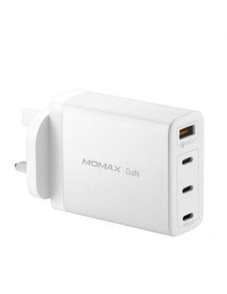 MOMAX One Plug 100W 4-Port GaN Charger (UM22) - White