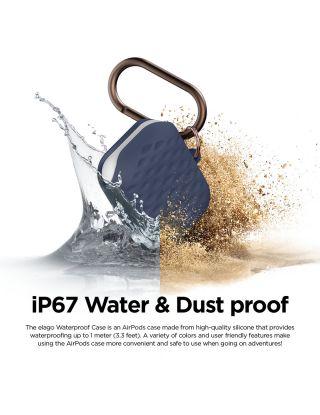 AirPods Waterproof Hang Active Case - Jean Indigo