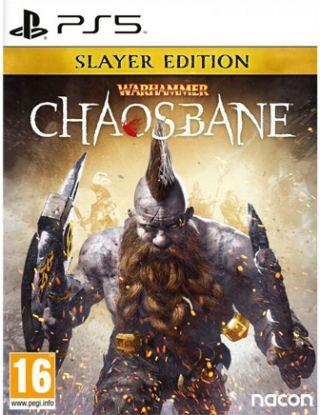 PS5 Warhammer : Chaosbane - Slayer Edition - R2