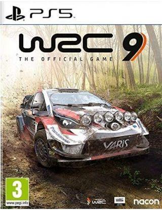 PlayStation 5 WRC9 - R2