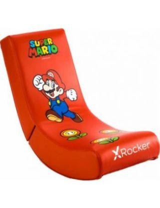X Rocker - Video Rocker Super Mario All-Star Gaming Chair