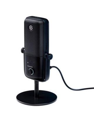 Elgato Wave: 3 Premium Microphone and Digital Mixing Solution - Black
