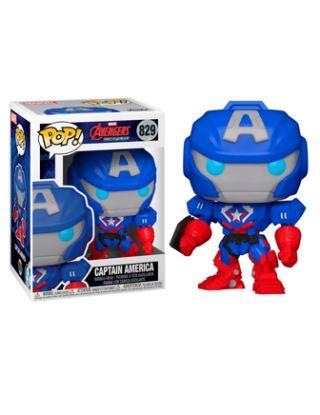 Funko Pop! Marvel: Marvel Mech - Captain America - 829