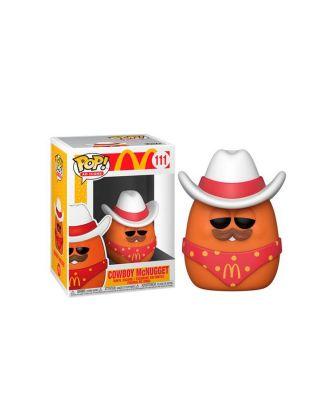 Funko Pop! Mcdonalds: Cowboy Nugget - 111