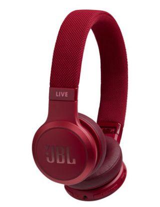 JBL LIVE400BT WIRELESS ON-EAR HEADPHONE - RED