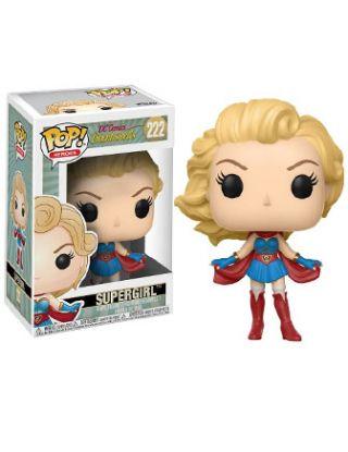 Funko Pop! Heroes: Dc Bombshells Supergirl Collectible Figure