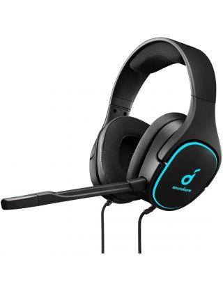 Anker Soundcore Strike 3 ( Virtual 7.1 Surround Sound) Gaming Headset - Black
