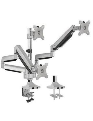 "Skill Tech (SH100-C036) 17""- 30'' Counterbalance Monitor Triple Arm"