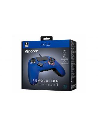 PlayStation4 Nacon- Revolution Pro Controller 3 - Blue