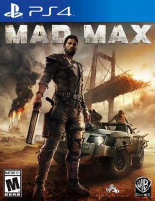 PS4 Madmax - R1