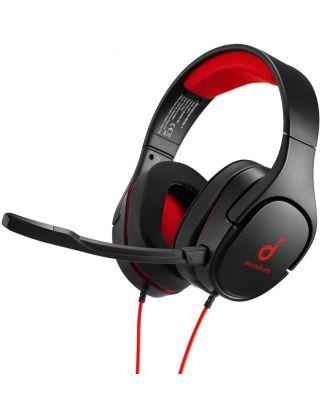 Anker Soundcore Strike 1(52mm Drivers Fuel Immersive Sound ) Gaming Headset - Black