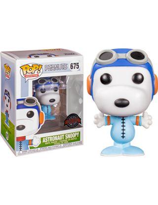 Funko Pop Animation Peanuts (Edition) -Astronaut Snoopy - 675
