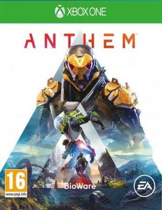 Anthem Xbox One R2