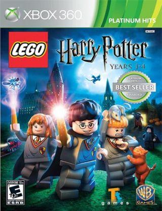 XBOX 360 LEGO HARRY POTTER R1