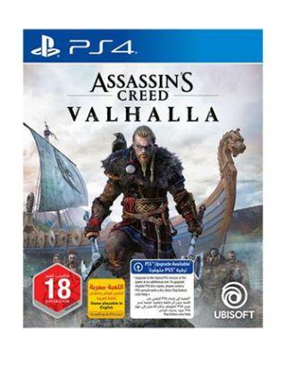 PS4 ASSASSINS'S CREED VALHALLA R2