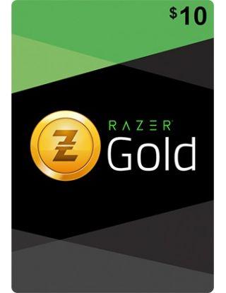 Razer Gold Pins Gift Card $10 (US)