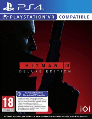 Hitman III Deluxe Edition (PS4)-R2
