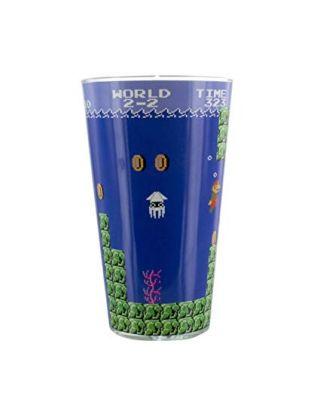 Official Nintendo Super Mario Drinking Glass