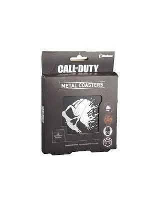 Paladone Call Duty Metal Coasters